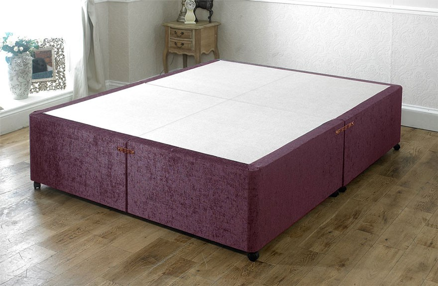 Bed Factory Double, King and Super King Split Divan Base