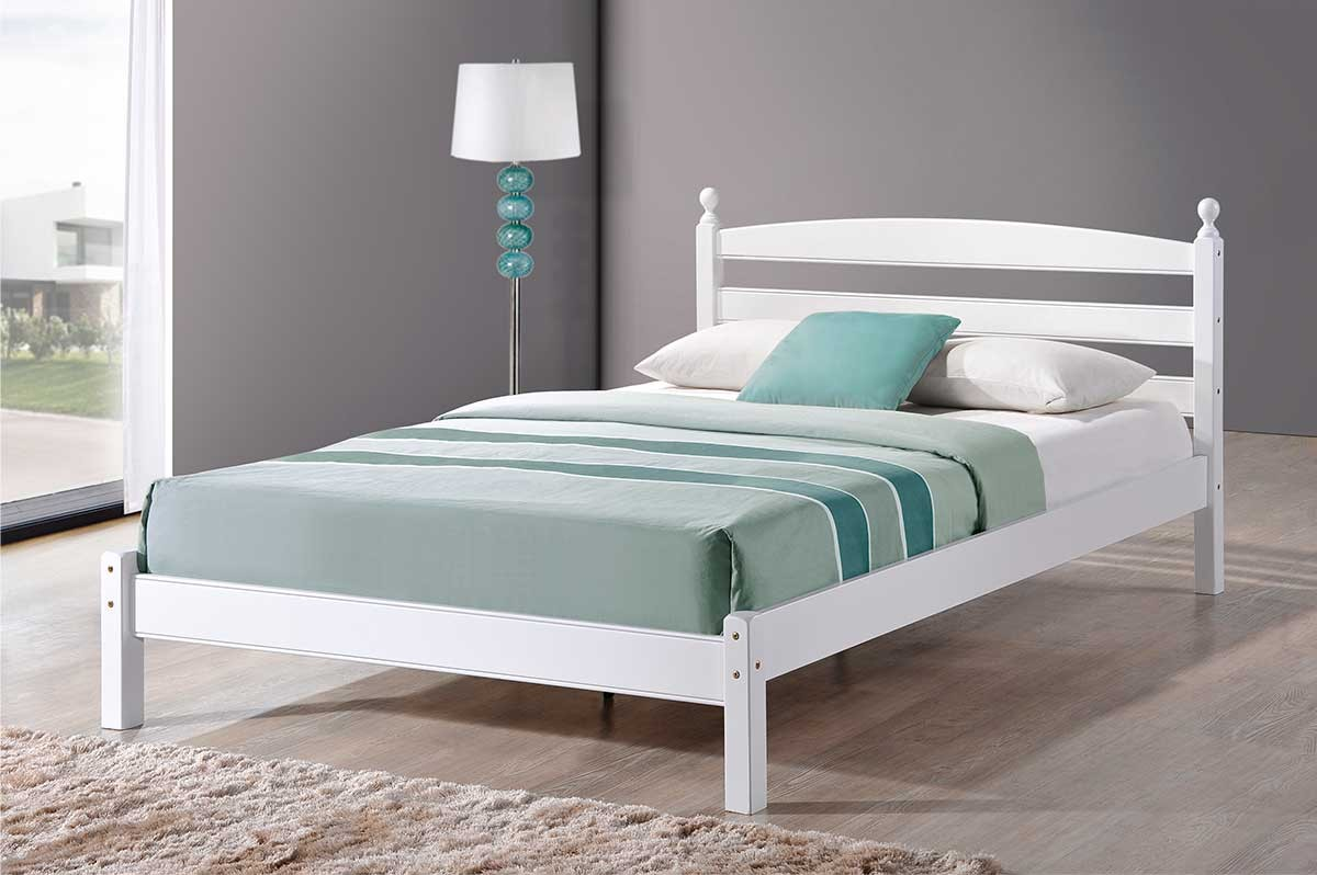 Oslo Wooden Bed Frame Assembly Instructions (Birlea)