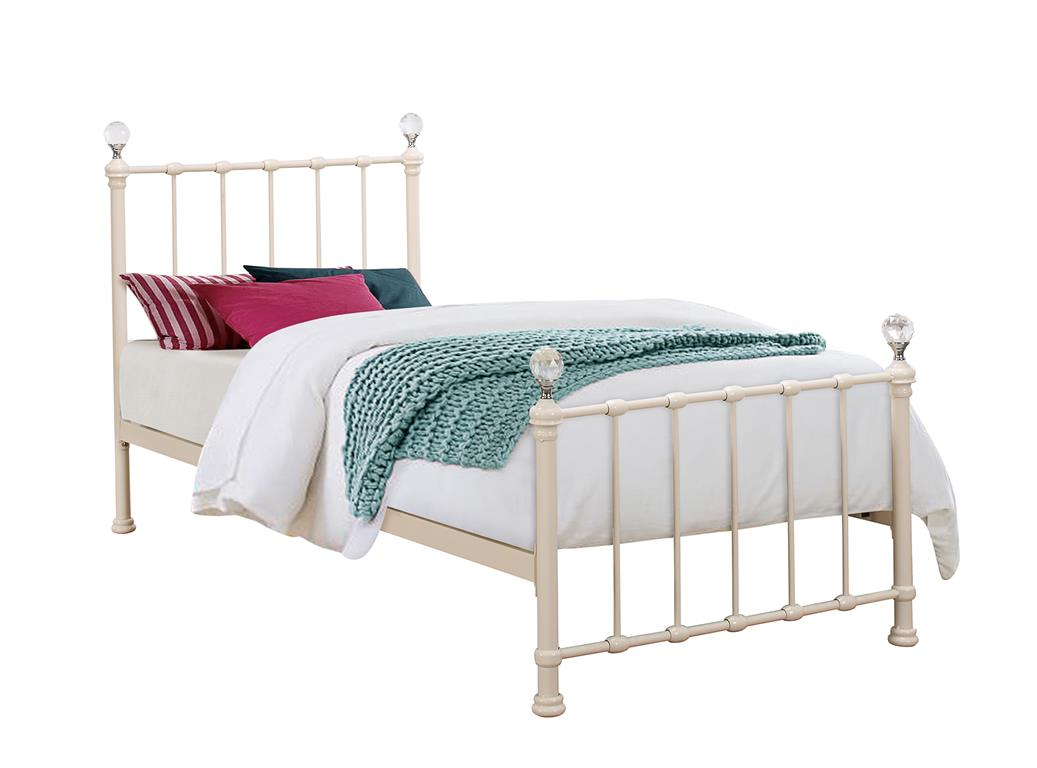 Jessica Metal Bed Frame Assembly Instructions (Birlea)