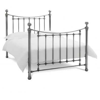 Isabelle Antique Brass Bedstead Assembly Instructions (Bentley Design)
