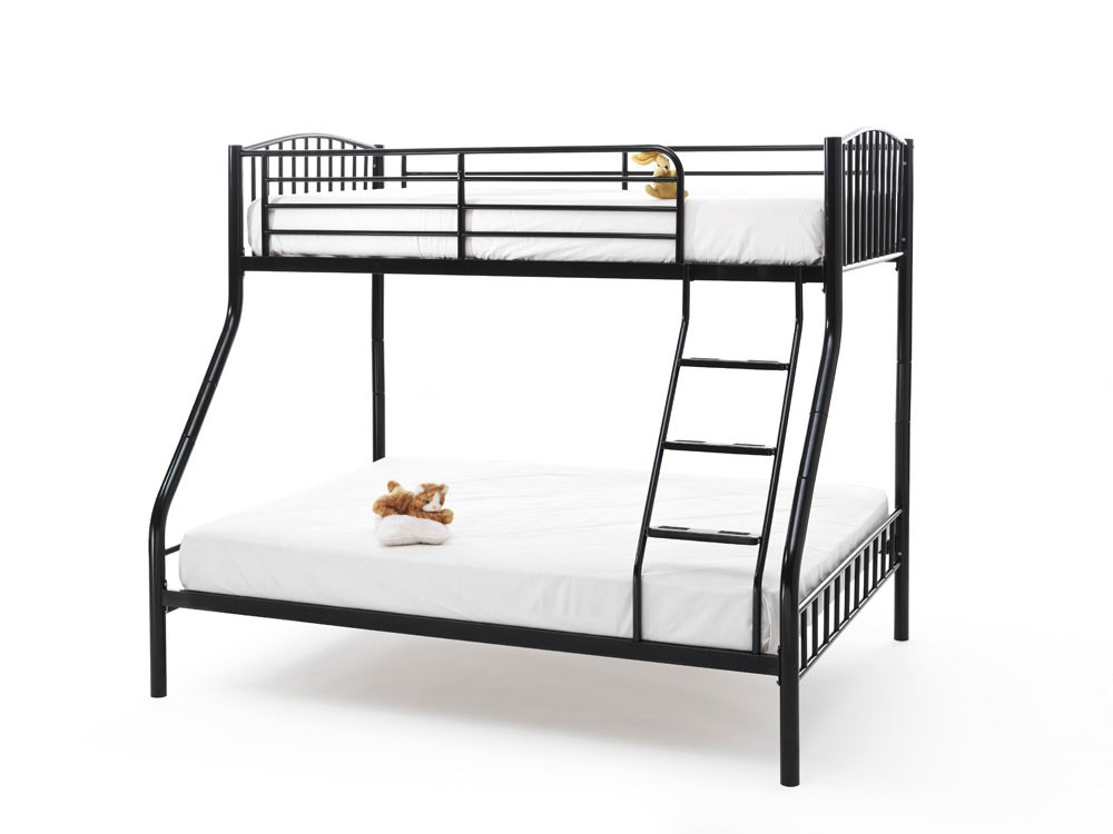 Oslo 3 Sleeper Bunk Bed Assembly Instructions (Serene)