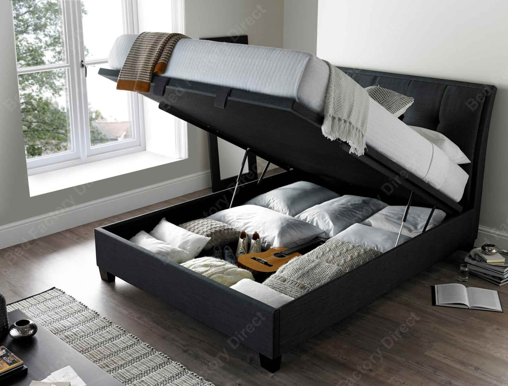 Kaydian Accent Ottoman Bed Assembly Instructions