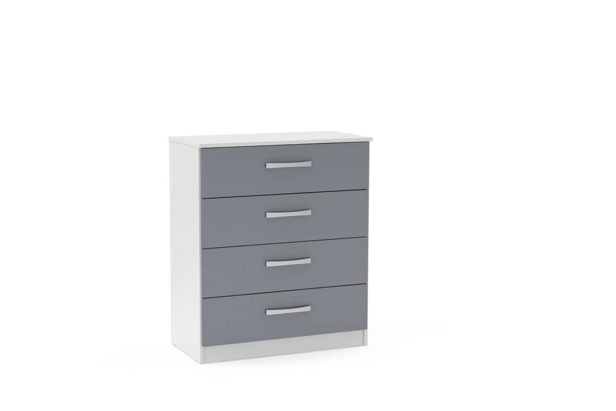 Lynx 4 Drawer Chest Assembly Instructions (Birlea)