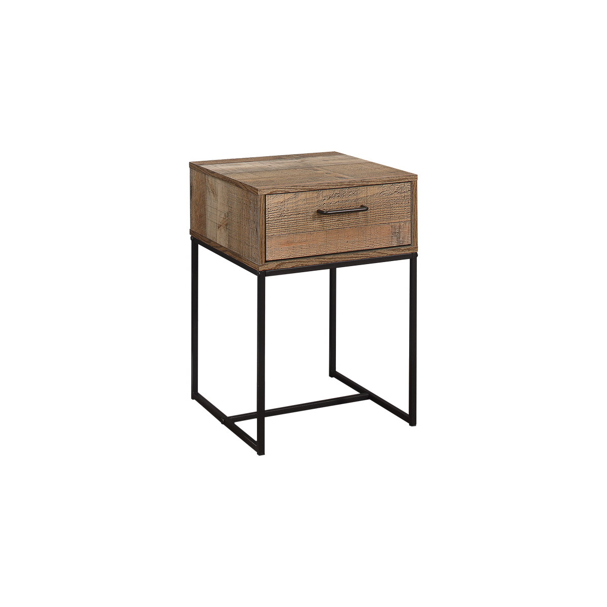 Urban 1 Drawer Narrow Bedside Assembly Instructions (Birlea)