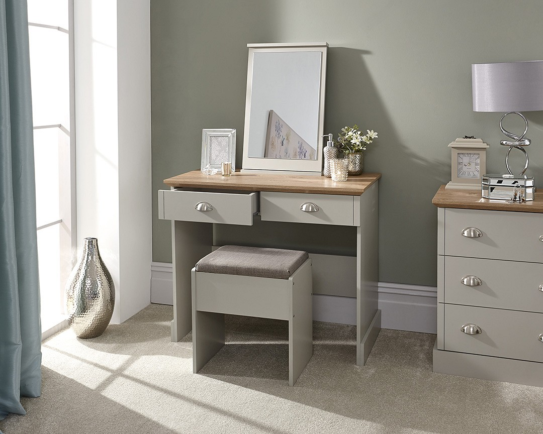 Kendal Dressing Table Assembly Instructions (GFW)