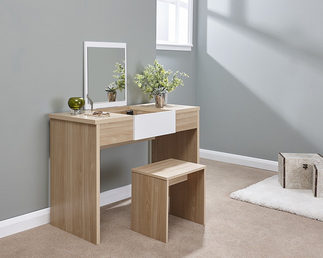 Marlow Dressing Table Assembly Instructions (GFW)