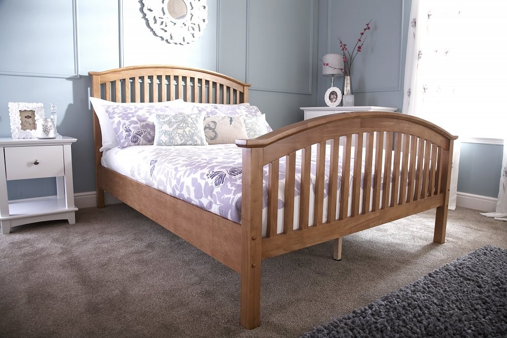 Madrid Wooden Bed High End Assembly Instructions (GFW)