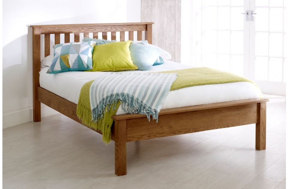 Malvern Low End Bed Frame Assembly Instructions (Birlea)