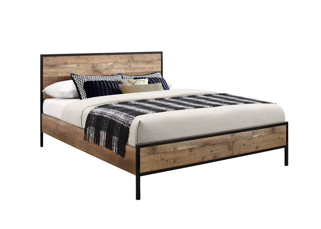 Urban Rustic Bed Frame Assembly Instructions (Birlea)