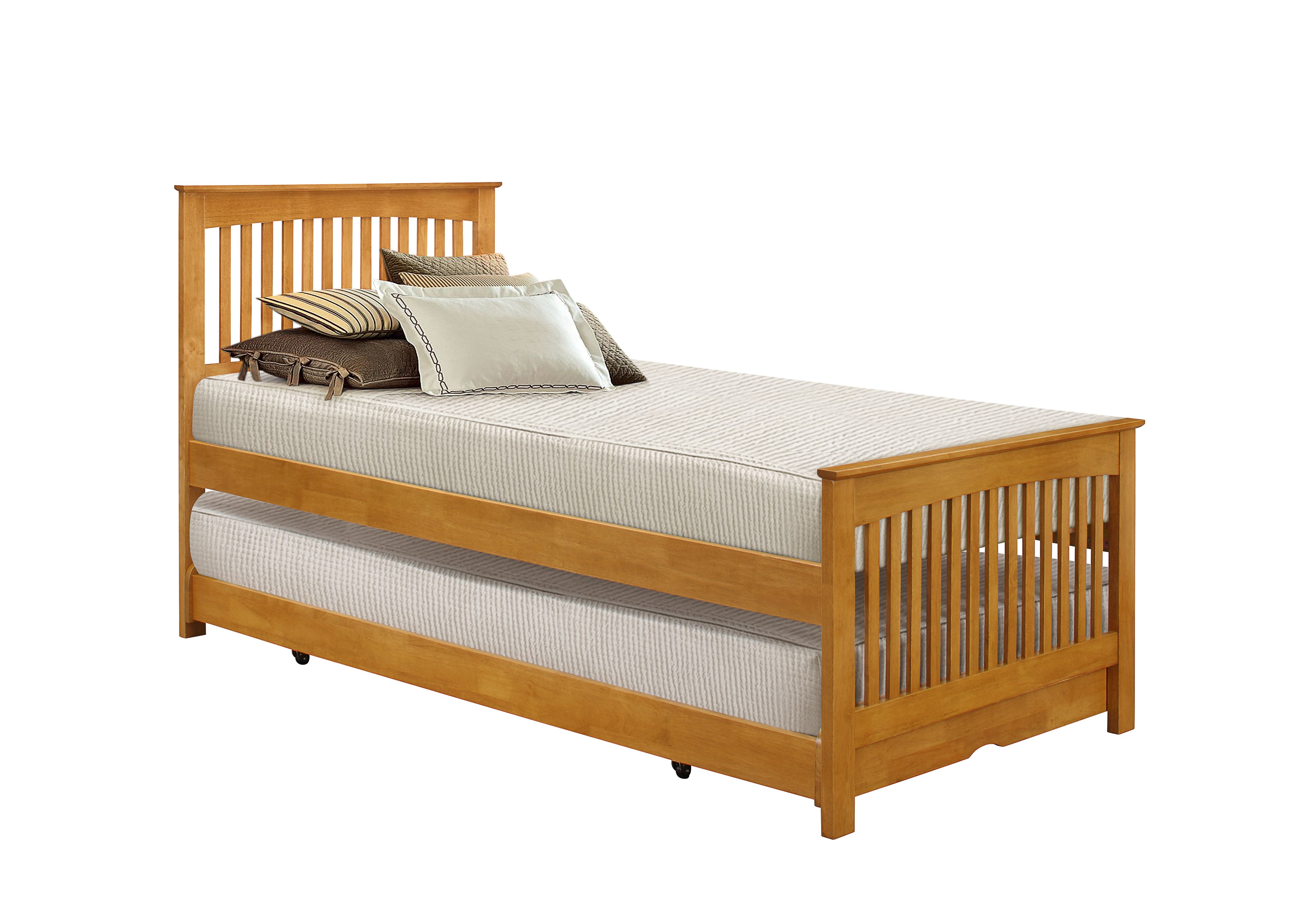 Toronto Guest Bed Assembly Instructions (Birlea)