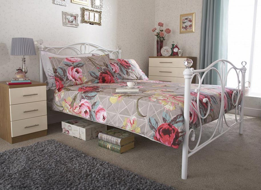 Panache Bed Frame Assembly Instructions (GFW)
