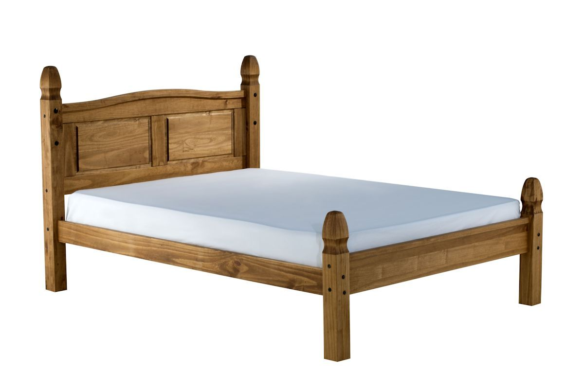 Corona Low End Bed Frame Assembly Instructions (Birlea)